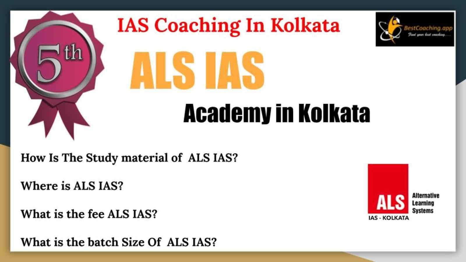 Top UPSC Coaching of Kolkata