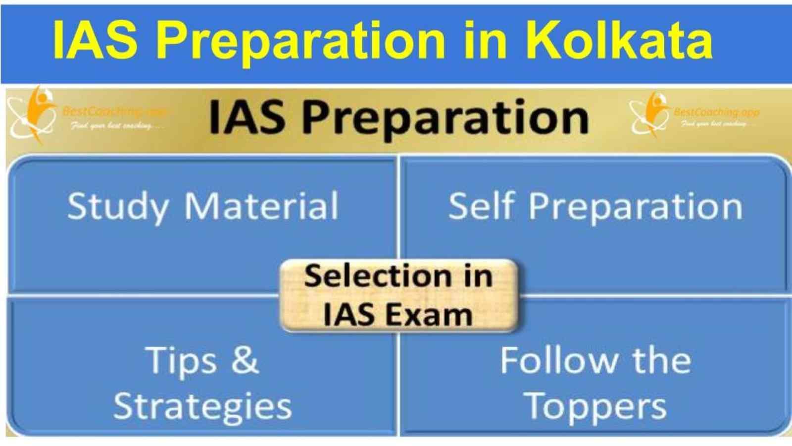 IAS preparation of Kolkata