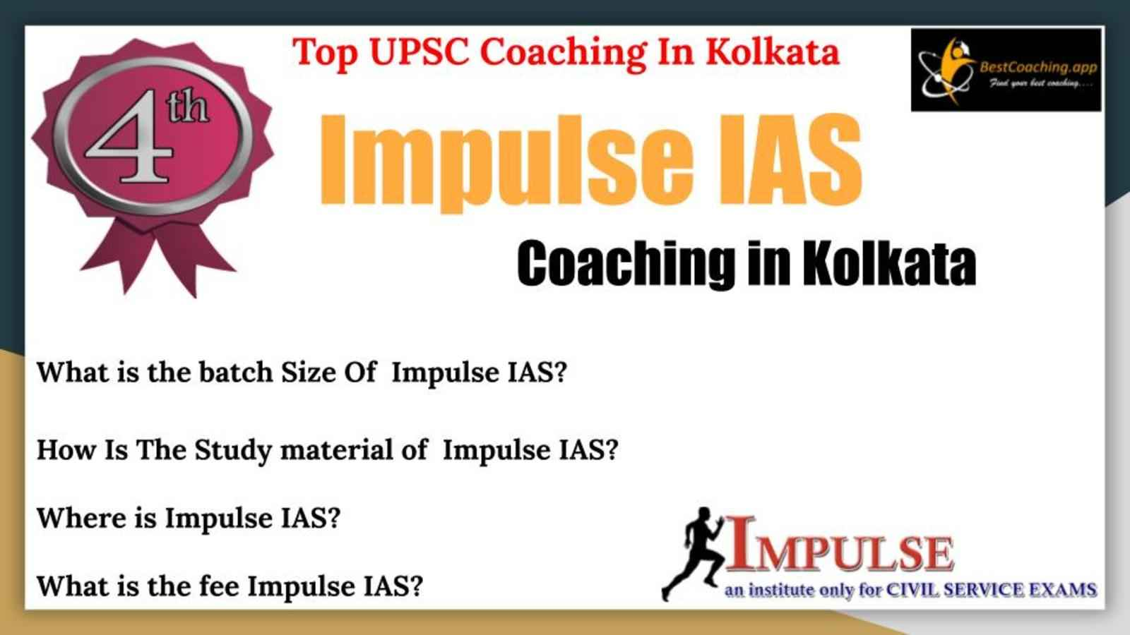 Best IAS Coaching of Kolkata