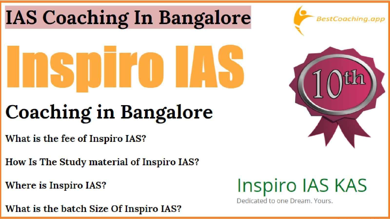 UPSC Coaching Bangalore