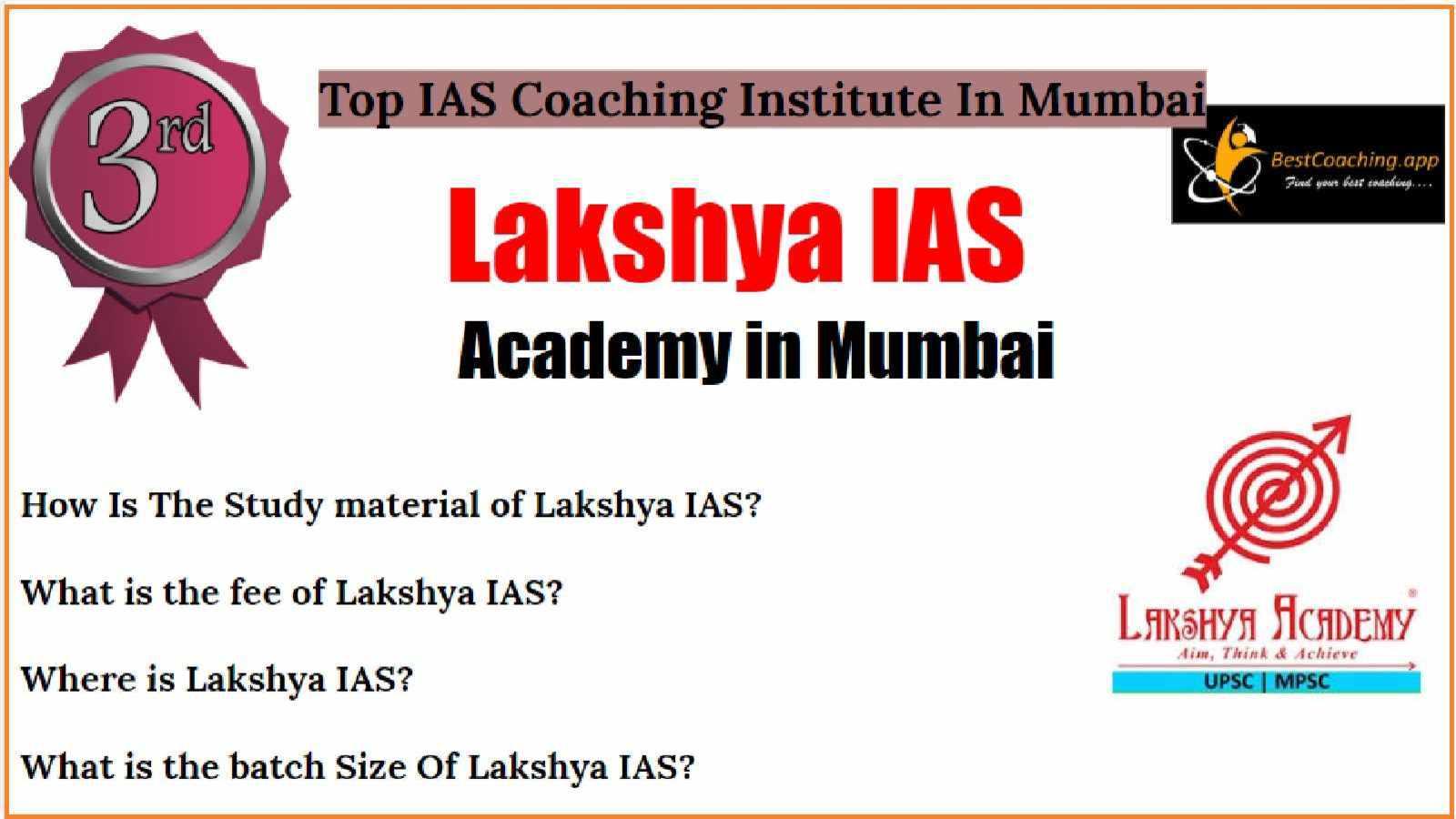 Best IAS Coaching Centers In Mumbai