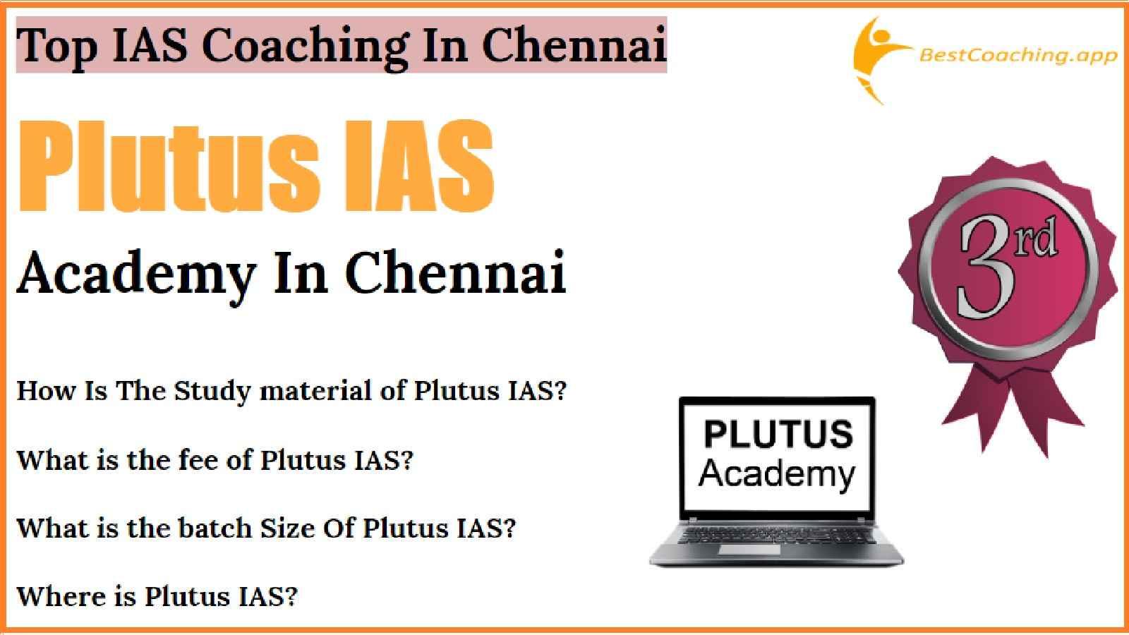 Best IAS Coaching Institute In Chennai
