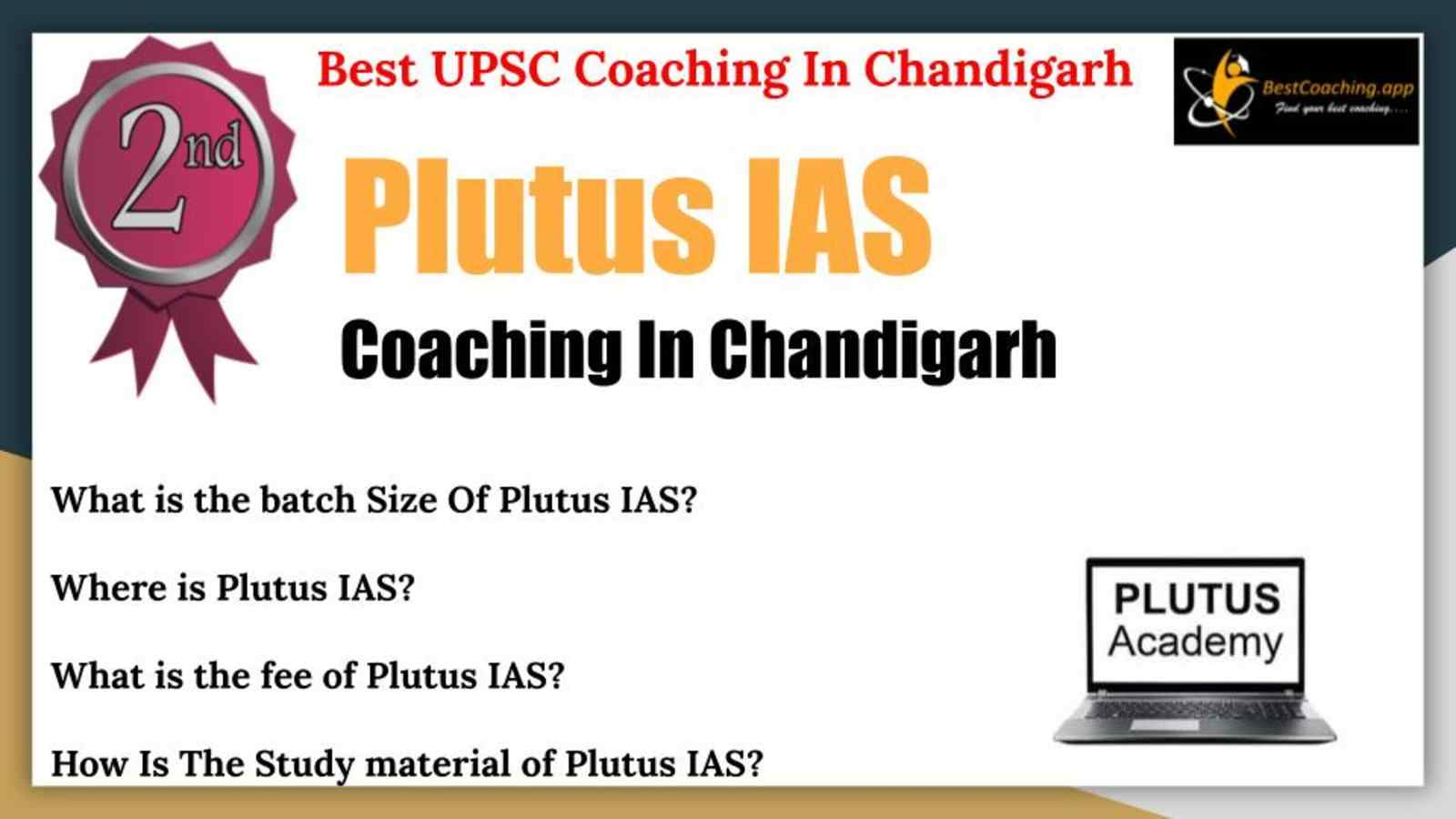 IAS Coaching Classes In Chandigarh