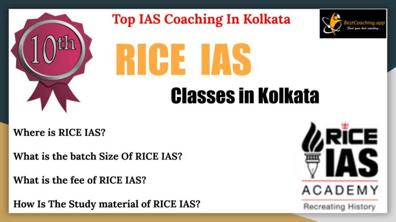 Best UPSC Coaching In Kolkata