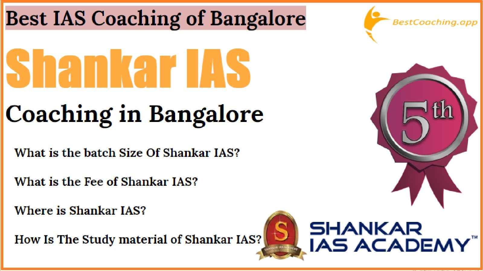 Best UPSC Coaching In Bangalore