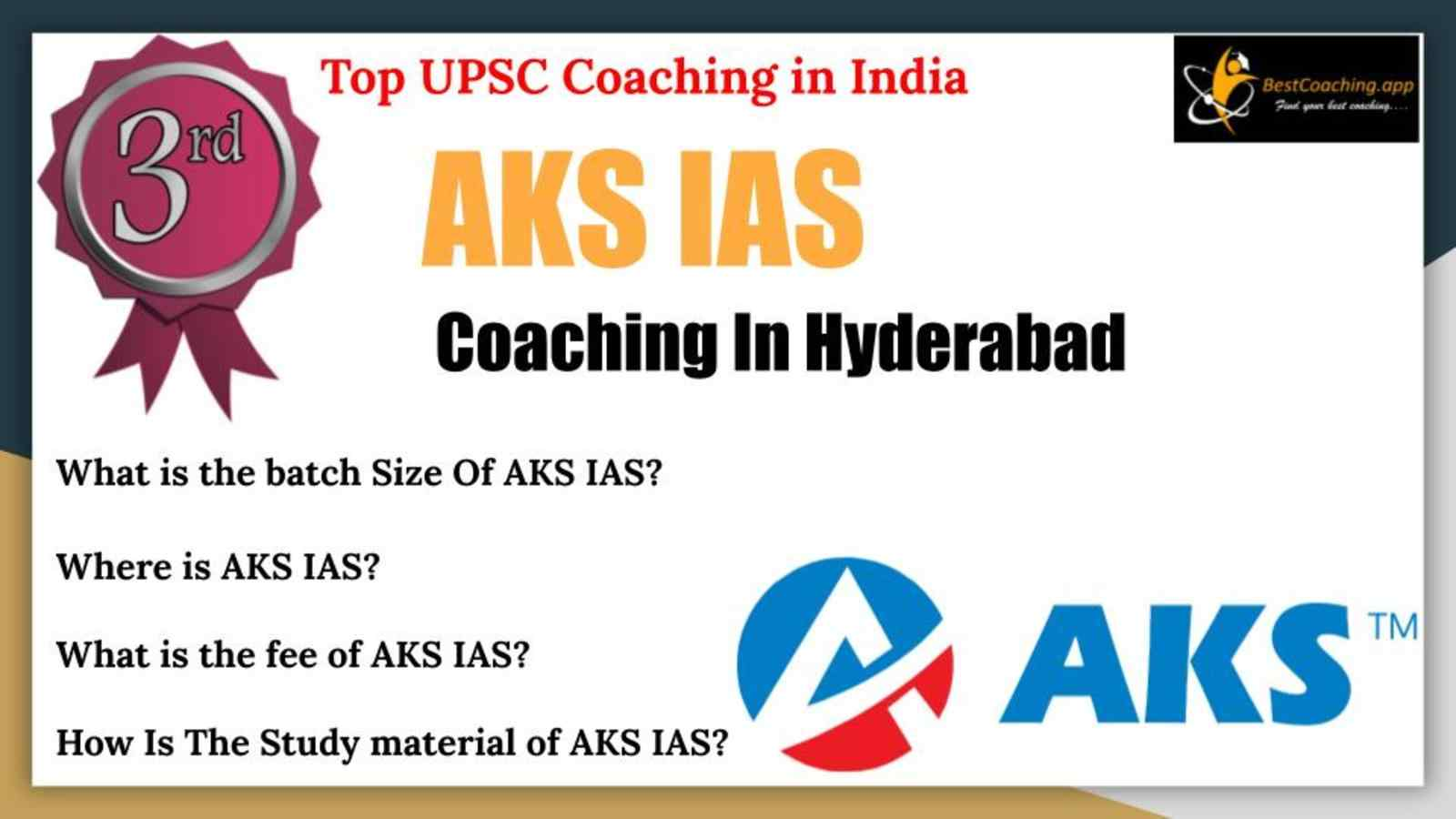 Top IAS Coaching In India