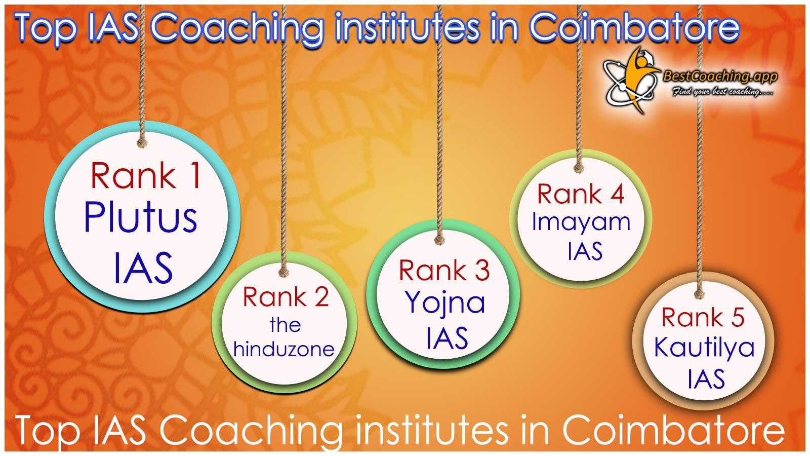 Top IAS Coaching in Coimbatore