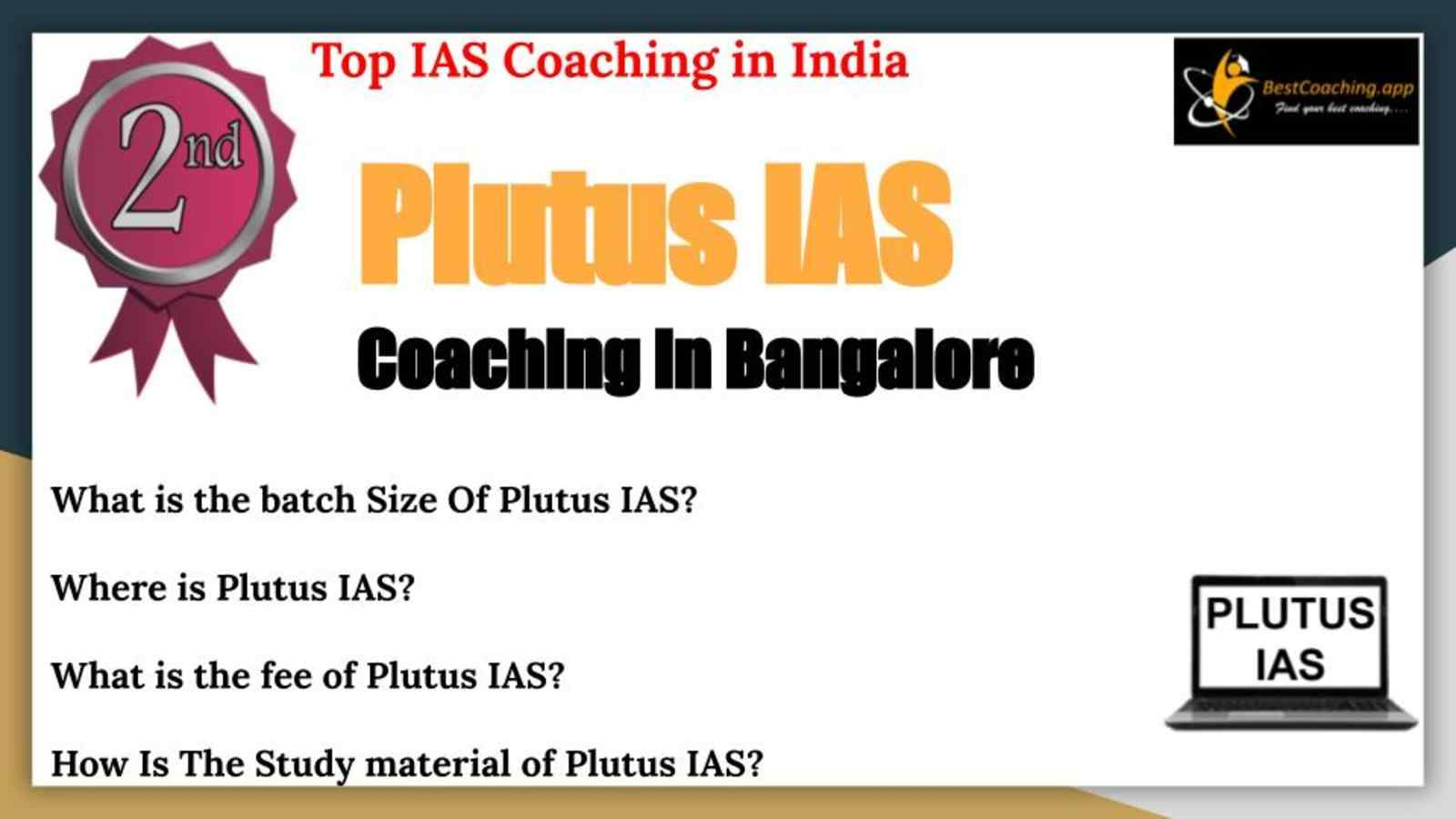 IAS Coaching Of India