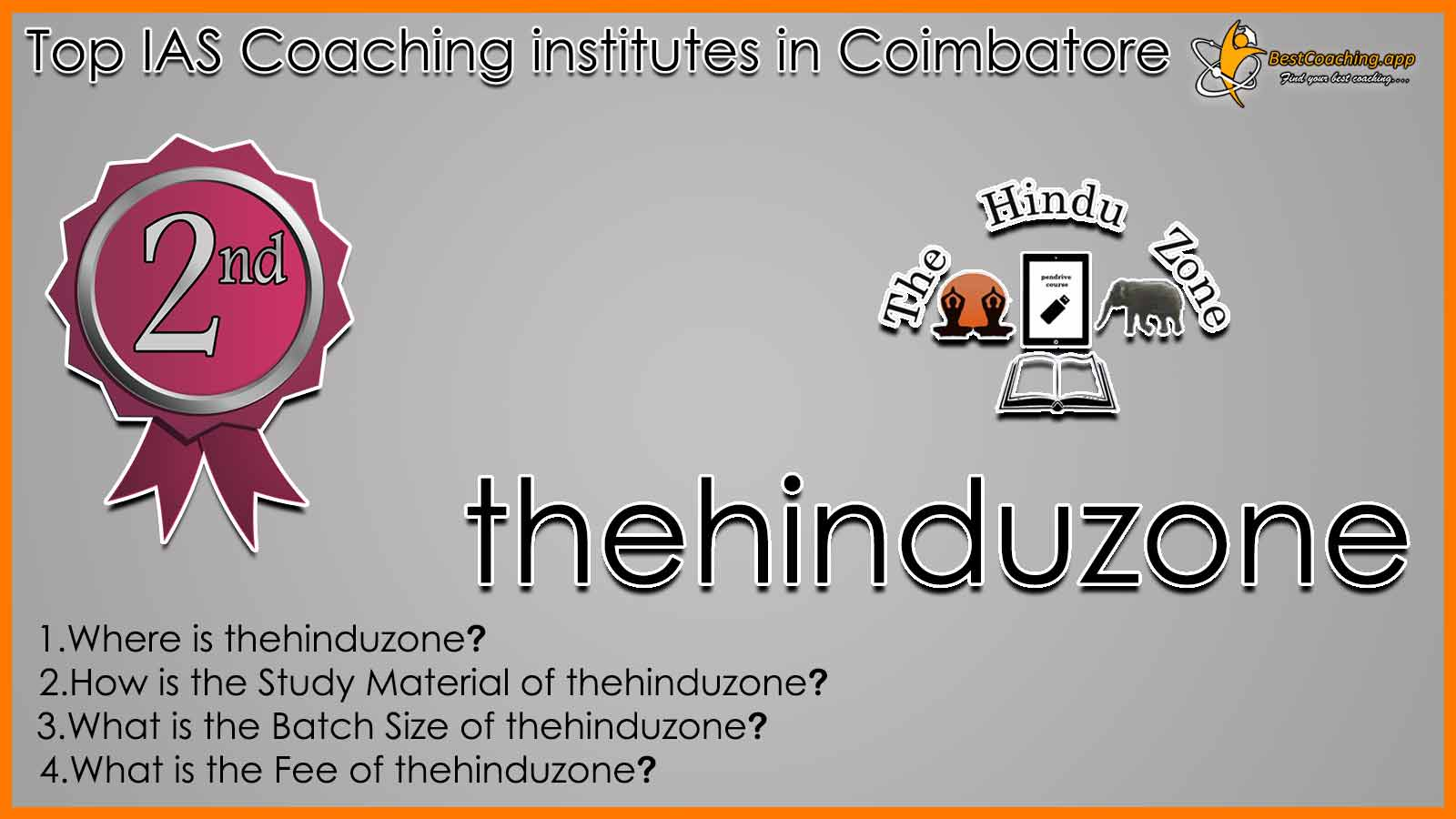 Best IAS coaching in Coimbatore