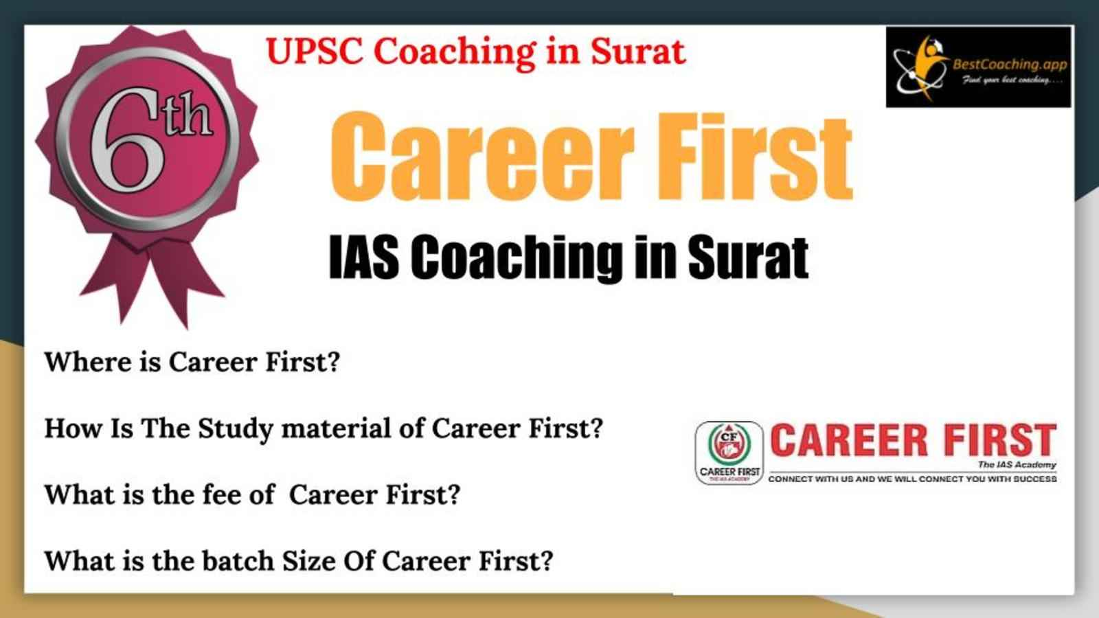 UPSC Coaching in Surat