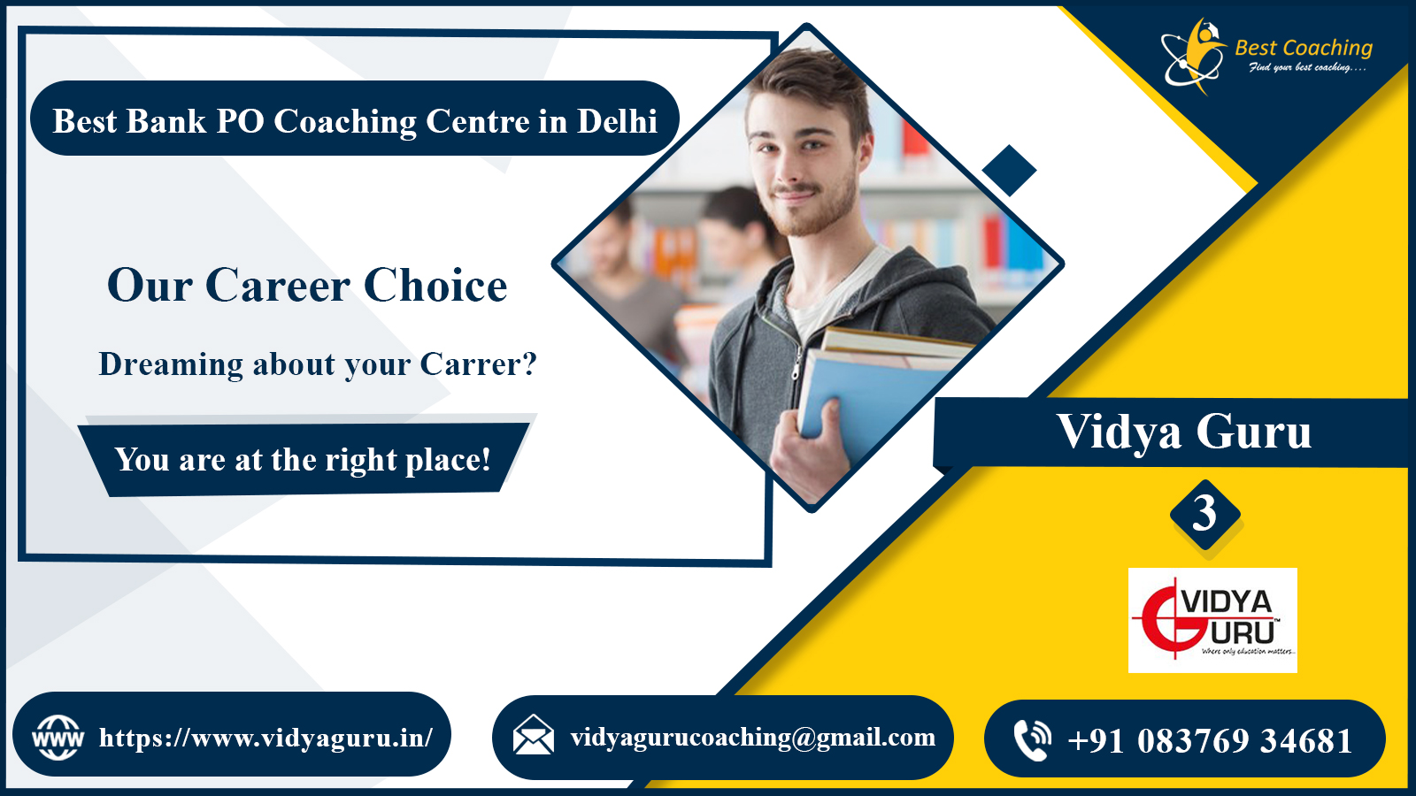Top 10 Bank Coaching Institute In Delhi