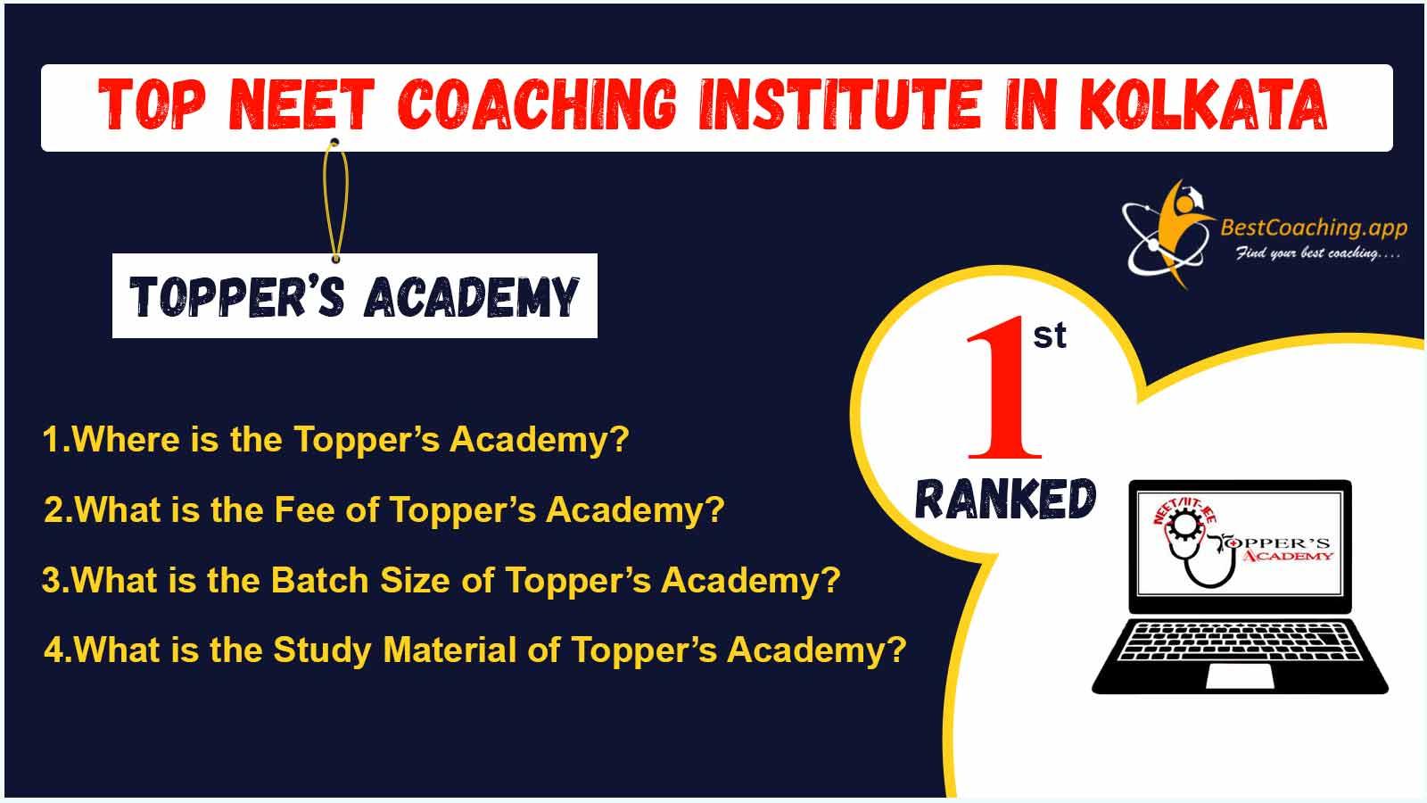 How To Choose The Best NEET Coaching In Kolkata?